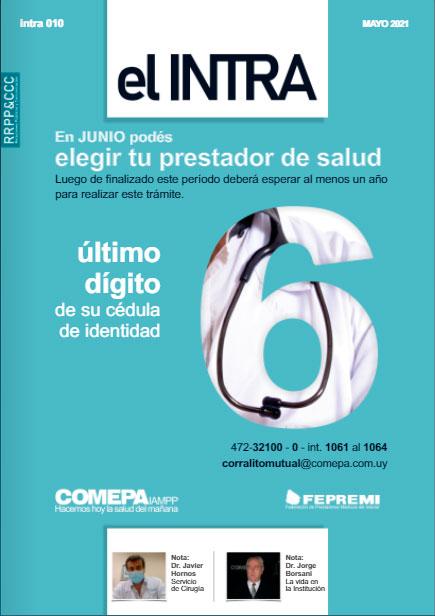 Revista El Intra 010